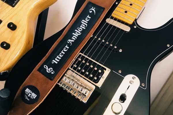 correas guitarra personalizadas españa