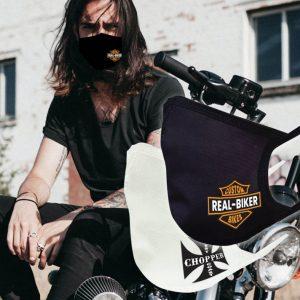Mascherine personalizzate biker covid