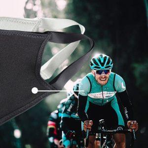 mascherina personalizzata per ciclisti