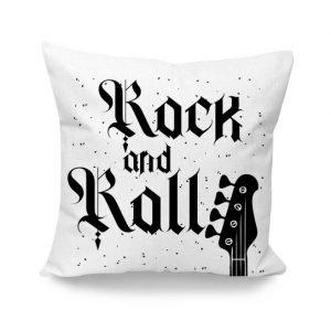 cuscino personalizzato rock basso